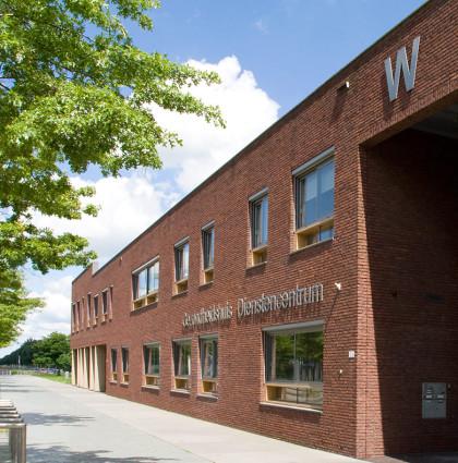 Website voor Gezondheidshuis Stadshagen
