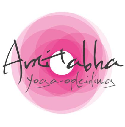logo voor Amitabha yoga-opleiding