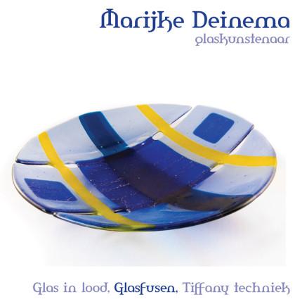 Website voor glaskunstenaar
