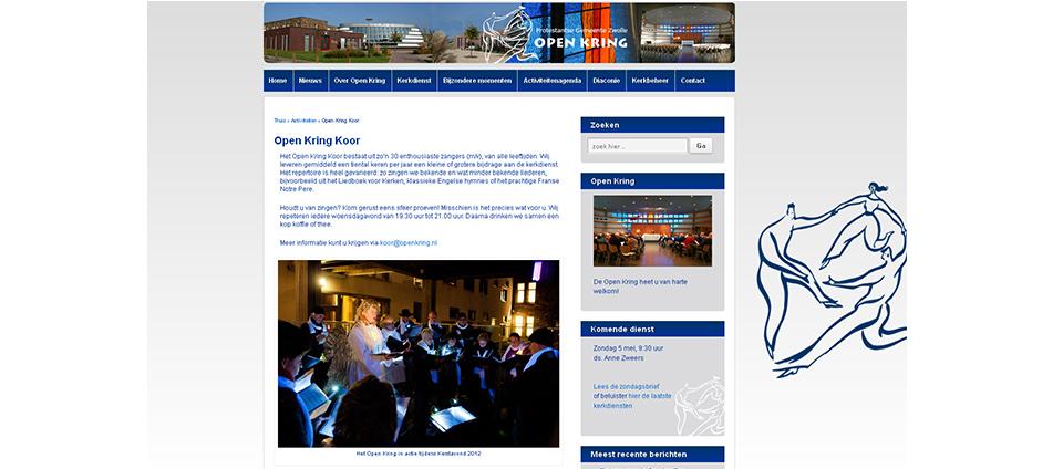 Website Open Kring
