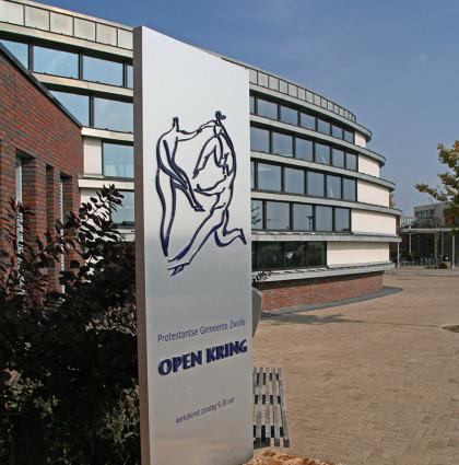 Website voor Open Kring Stadshagen