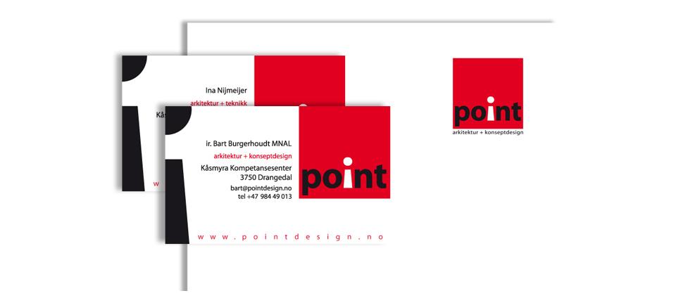 huisstijl Point