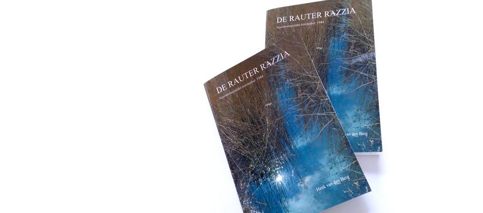 illustraties verhaal dhr. van den Berg, Rauter Razzia