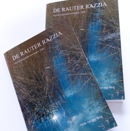 illustraties bij oorlogsverhaal Rauter Razzia